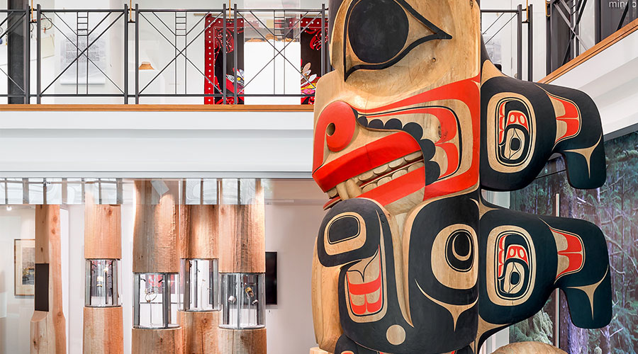 Bill Reid Gallery Vancouver