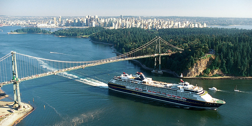Cruise Vancouver