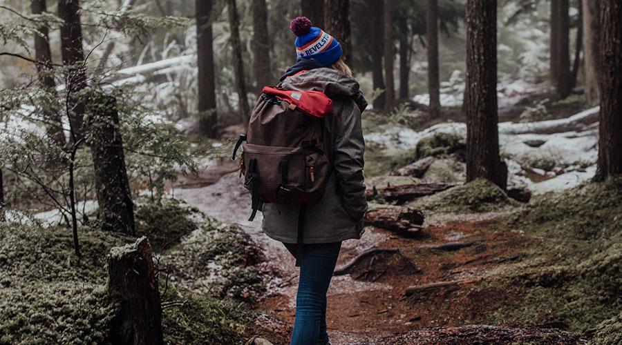 Winter Hiking BC