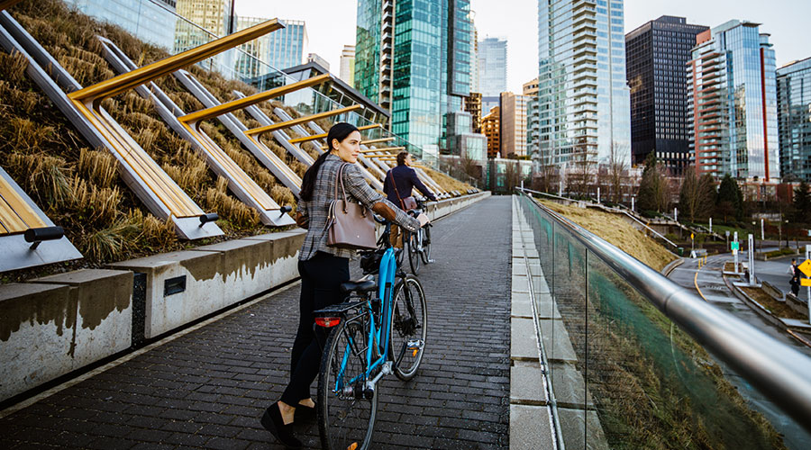 Urban Biking Vancouver