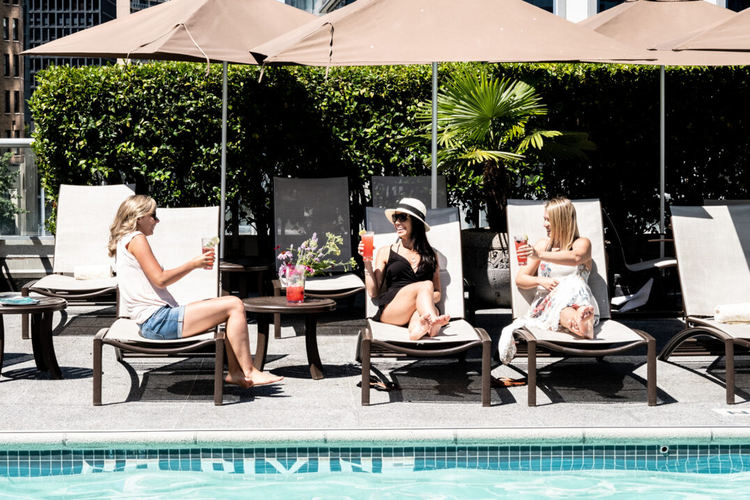 THE ULTIMATE VANCOUVER GIRL'S WEEKEND GUIDE
